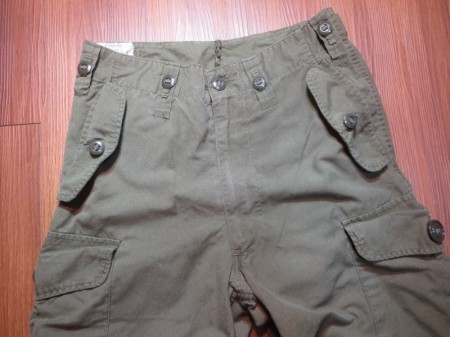 CANADA Combat Trousers 1987年 sizeXS-Regular used