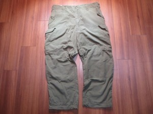 CANADA Combat Trousers 1989年 sizeL-Regular used