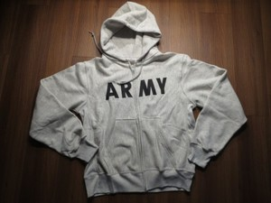 U.S.ARMY ParkaHooded PhysicalFitness1992年sizeS new