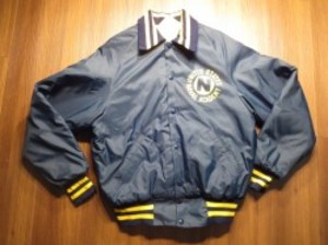 U.S.NAVAL ACADEMY Athletic Jacket sizeM used
