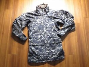 U.S.NAVY Gore-Tex Parka NWU sizS-XL used