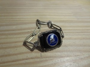 "U.S.NAVY Bracelet ""SEABEES"" used"