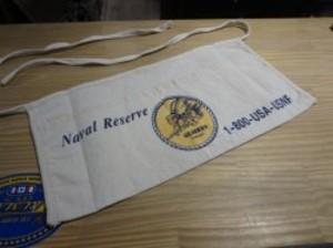"""U.S.NAVY Nail? Bag """"SEABEES"""" new?"""