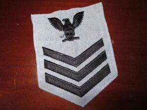 """U.S.NAVY Patch""""Petty Officer First Class"""""""