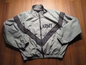 U.S.ARMY Physical Fitness Jacket sizeS-S used