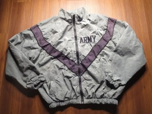 U.S.ARMY Physical Fitness Jacket ACU sizeM-R used