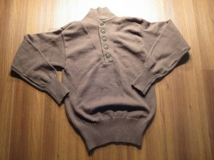 U.S.ARMY Sweater 100%Acrylic sizeM used