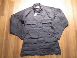 U.S.Jacket Combat Black357 1997年 sizeS-Regular new