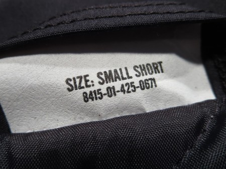 U.S.NAVY Utility Jacket 1997年 sizeSmall-Short new