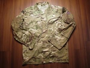 U.K. Jacket Combat MTP LightWeight size180/96 used