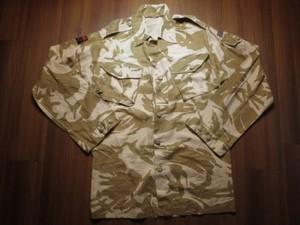 U.K.Jacket Tropical Desert DPM size190/96 used