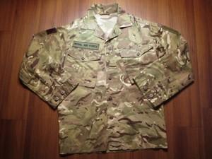 U.K. Jacket Combat MTP Tropical size180/96 used