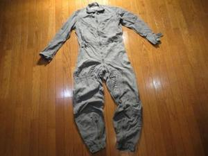 U.S.AIR FORCE Coverall Flying K-2B 1964年sizeM used