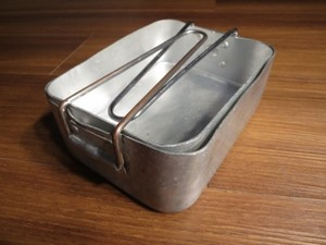 U.K.Mess Kit Set used