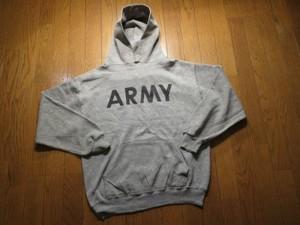 U.S.ARMY Hooded Parka sizeL used