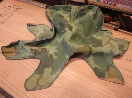 U.S.Cover Camouflage Helmet 1960年代?used