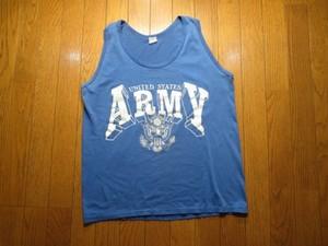 U.S.ARMY Tank-Top sizeL used