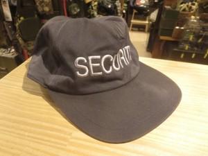 "U.S.NAVY UTILITY Cap ""SECURITY"" used"