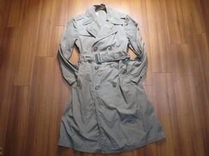 U.S.ARMY Raincoat Cotton&Nylon 1969年 size34S used