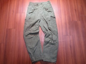 Sweden Field Trousers Cotton? size73cm used