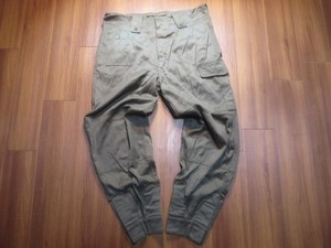 Belgium Field Trousers Heavy Weight sizeXL? used