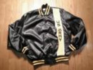 U.S.ARMY Nylon Jacket sizeL used