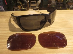 "U.S.OAKLEY Sunglasses ""STYLE SWITCH AsianFit"" used"