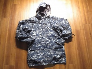 U.S.NAVY Parka Working All Purpose sizeS-R used
