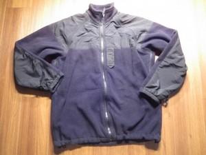U.S.NAVY Liner Fleece Jacket sizeS-R used