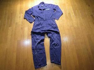 U.S.NAVY Utility Coveralls sizeM used