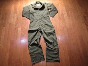 U.S.Utility Coveralls 2009年 size42R used