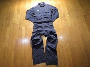 U.S.NAVY Coveralls FlameResistant2004年size40L used