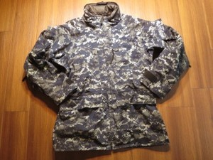 U.S.NAVY Parka Gore-Tex All Weather sizeM-Regular