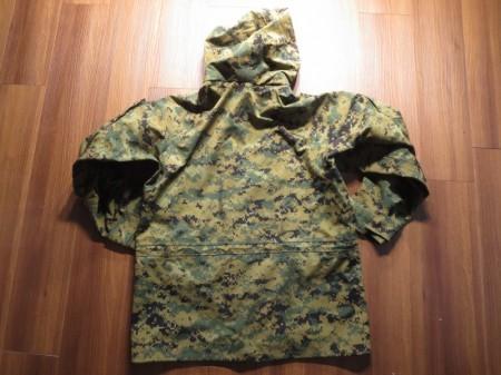 U.S.MARINE CORPS Parka Gore-Tex sizeS-Short used