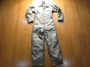 U.S. Coveralls CWU-64/P Flyer's 1987年 size34 new?