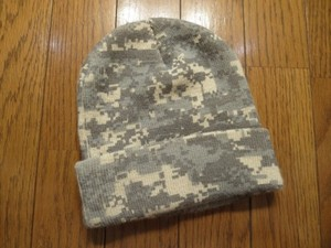 U.S.ARMY Watch Cap used