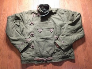 Sweden Jacket Biker's ColdWeather 1960年sizeL? used