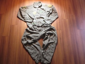 U.S.AIR FORCE Coveralls CWU-27/P 1999年 size44R