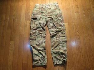 U.S.ARMY Trousers Aircrew MultiCam sizeM used