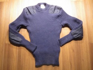 U.K.Sweater 100%Wool sizeS~M? used