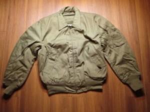 U.S.ARMY JacketTanker's ColdWeather 1991年sizeM new
