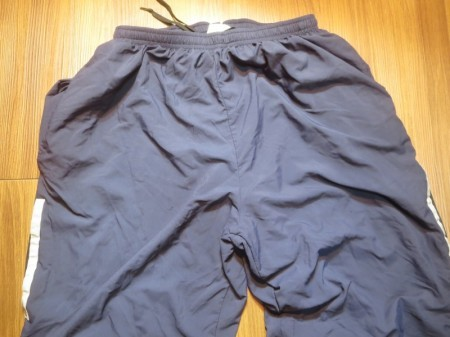 U.S.NAVY Pants Running Athletic sizeM-Short used