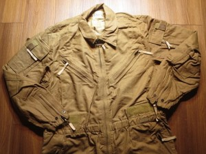 U.S.Improved Coveralls Combat Vehicle sizeL-S new