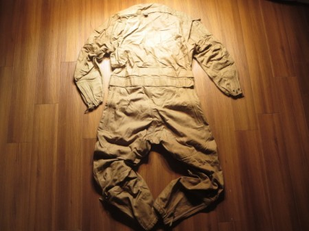 U.S.Improved Coveralls Combat Vehicle sizeL-R new