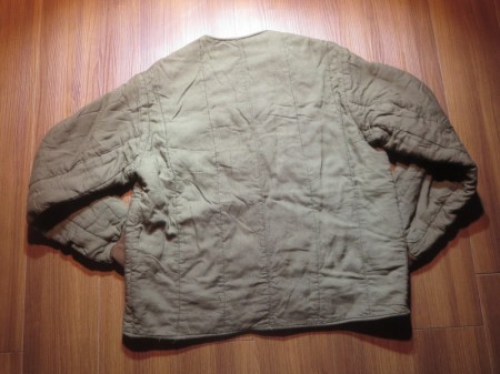 CZECH Liner for Jacket sizeM? used?