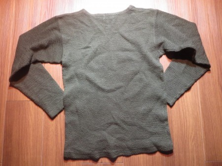 FRANCE Sweat? Cold Weather Tanker's? sizeM? used