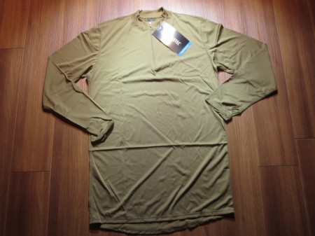 U.S.MARINE CORPS Layer1 Coyote sizeM-Long new