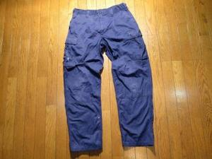 U.S.COAST GUARD Trousers 2008年sizeM used