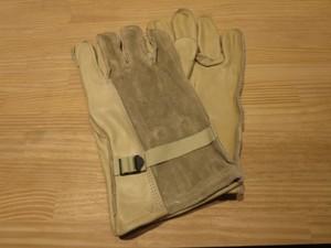 U.S.Gloves Heavy Cattlehide 1975年 size4 new