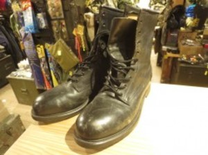 U.S.Boots Leather Mechanic? 1987年 size6 1/2N?